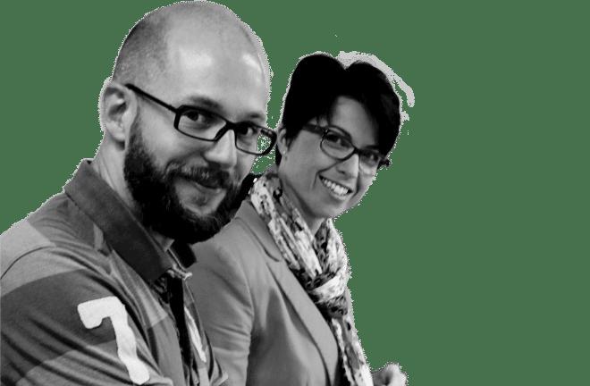 Carole et Nicolas, équipe gestion du temps