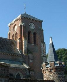 Église de Saint-Martin à Cilly, dans l'Aisne