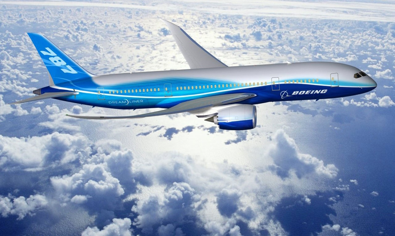Photo de Boeing 787 Dreamliner