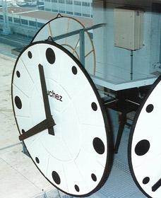 Horloge historique aéroport d'Orly