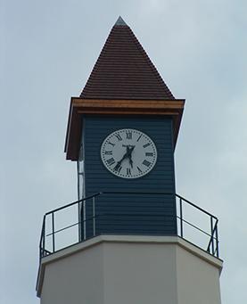 Horloge à cadran huchez à Bussy Saint Georges