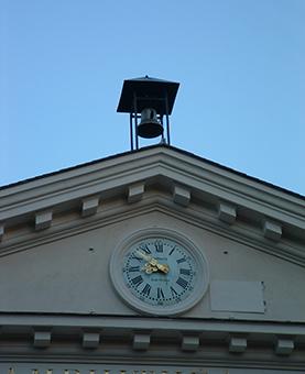 Horloge monumentale de Verniquet