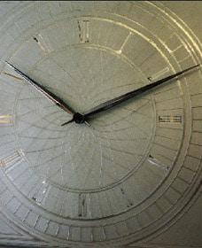 Horloge monumentale du Sofitel de Londres
