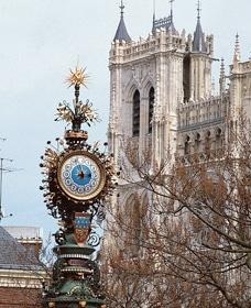 Horloge Marie-sans-Chemise d'Amiens