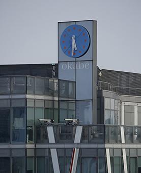 Horloge monumentale d'Okabé Kremelin Bicetre