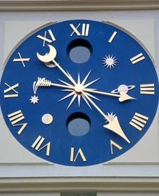 Horloge d'un hôtel du Plessis-Robinson