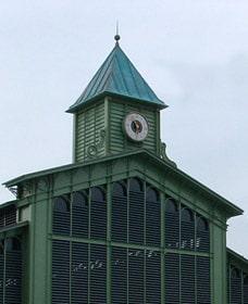 Horloge du marché couvert du Plessis-Robinson