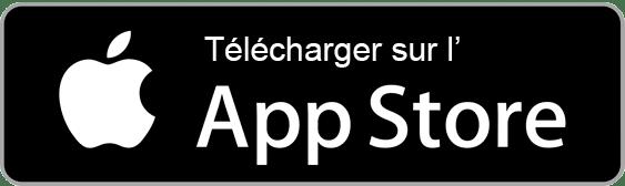 Téléchargement application de pointage sur App Store