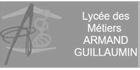 Logo lycée Armand Guillaumin