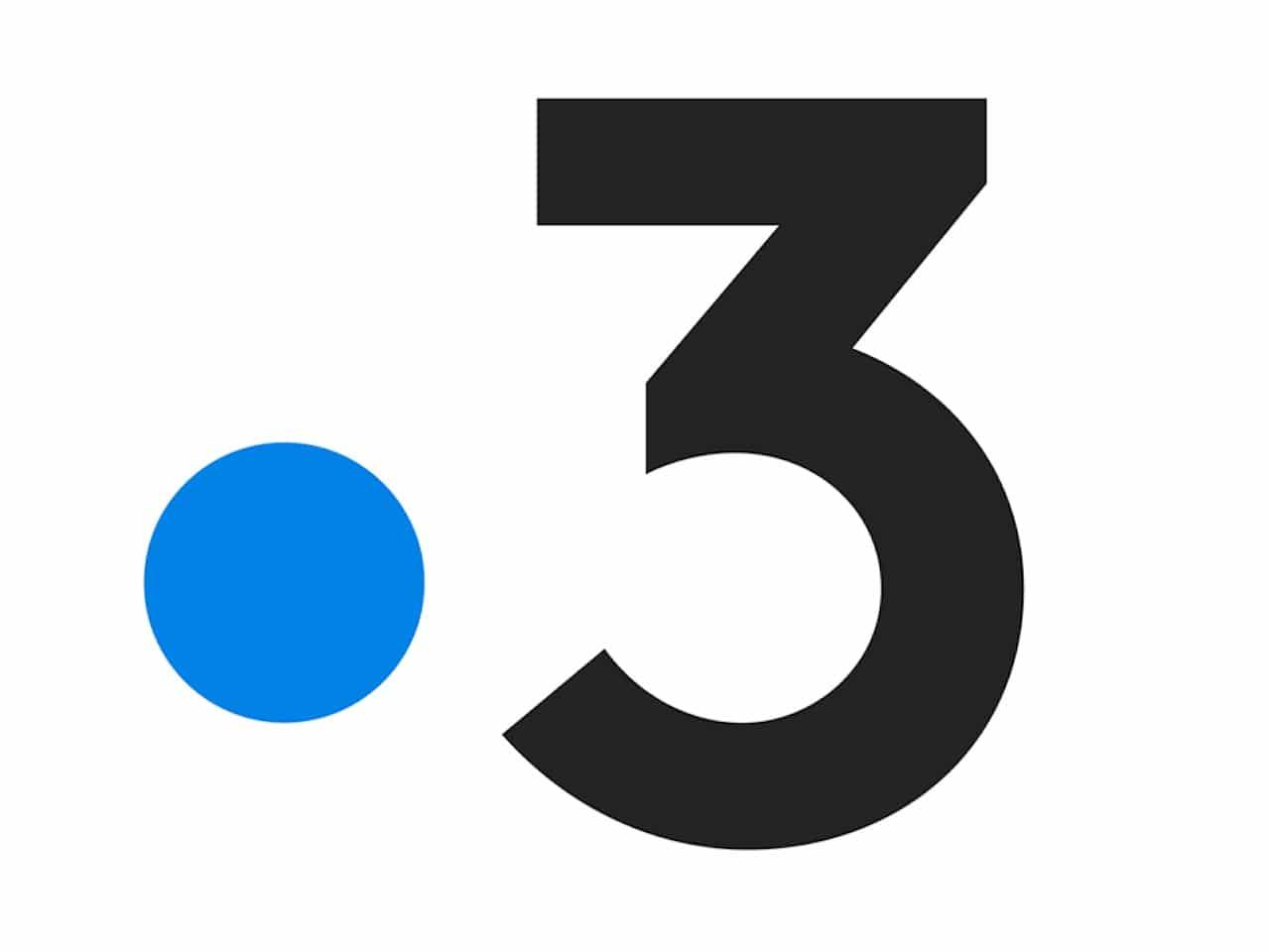 Nouveau Logo France 3