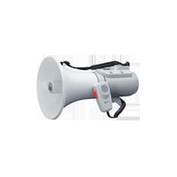 Porte-voix gris