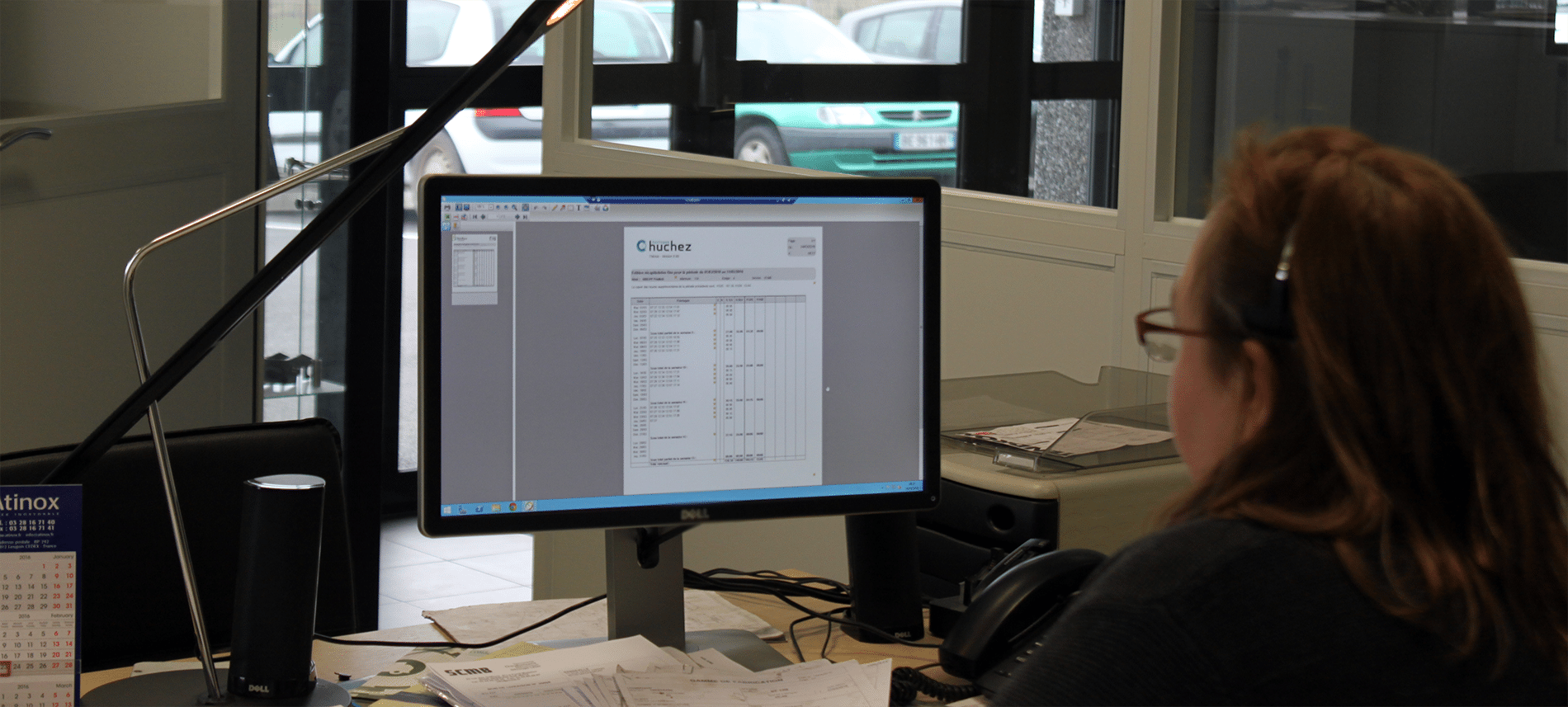 Utilisation du logiciel Thémis en entreprise